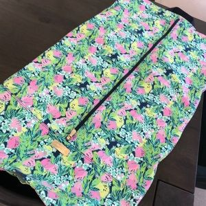 Lilly Pulitzer garment bag NEW